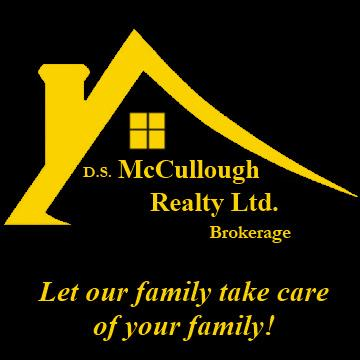 D.S. McCullough Realty Ltd., Brokerage - Thunder Bay, ON P7A 1M1 - (807)767-3329 | ShowMeLocal.com