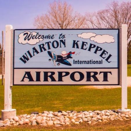 Wiarton Keppel International Airport - Wiarton, ON N0H 2T0 - (519)534-0140 | ShowMeLocal.com
