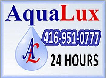 Aqualux Plumbers - Mississauga, ON L5A 3Z3 - (416)951-0777 | ShowMeLocal.com