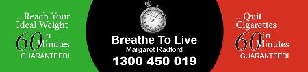 Breathe To Live - Forrestfield, WA 6058 - 1300 450 019 | ShowMeLocal.com