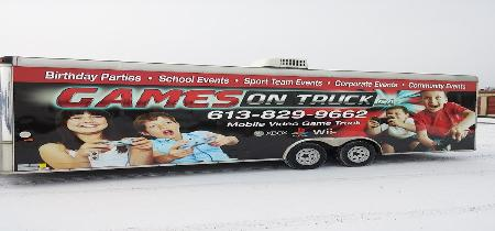 Gamesontruck - Ottawa, ON  - (613)829-9662 | ShowMeLocal.com