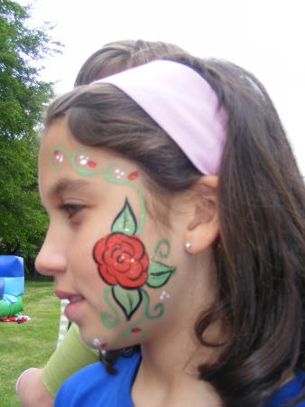 Face Painting & Caricatures