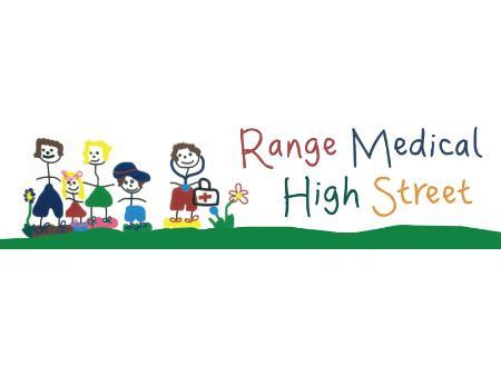 logo The Range Medical Centre Toowoomba (07) 4613 4500