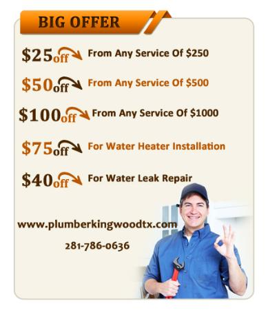 Plumber kingwood TX - Kingwood, TX 77339 - (281)786-0636 | ShowMeLocal.com