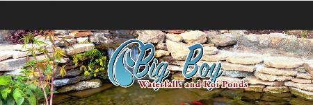 Big Boy Waterfalls And Koi Ponds - Beaverton, OR 97003 - (503)388-4070 | ShowMeLocal.com