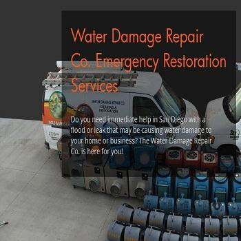 Water Damage Repair & Restorations La Jolla - La Jolla, CA 92037 - (619)493-3349 | ShowMeLocal.com