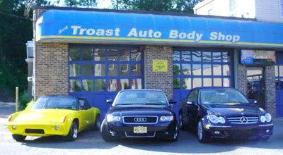 Troast Auto Body - Rockaway, NJ 07866 - (973)627-2065 | ShowMeLocal.com