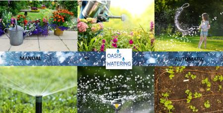 OASIS WATERING offers design, installation and maintenance for your garden watering needs. OASIS WATERING Teddington 020 8115 9858